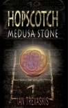 hopscotch medusa stone young adult book by Ian Trevaskis