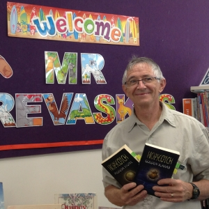 ian trevaskis author visits and student writing workshops
